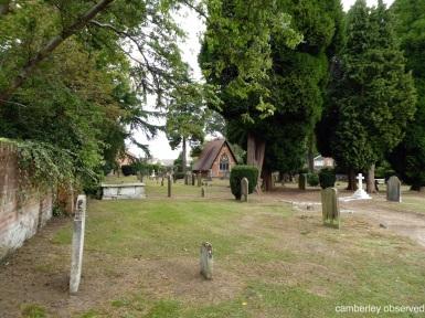 bagshot chapel 2
