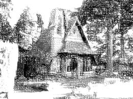 chapel-pencil