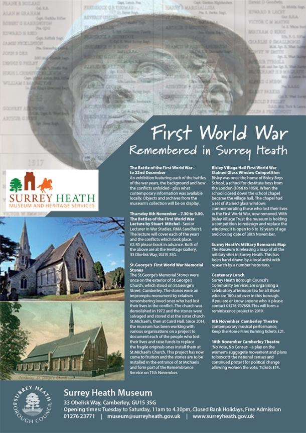 War Memorial Poster small